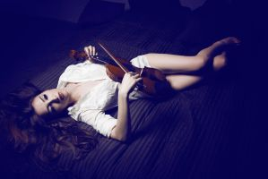 My violin by bakphotography