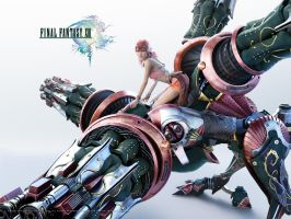 Final Fantasy 13 wallpaper 9 by wtevans