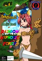 DC2xJB: Rainbow Hypnotic Forest Doujin cover by RenaissanceOfChaos