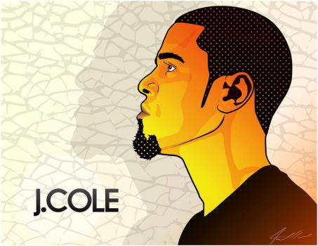 J Cole by jonnyboy4
