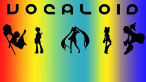 Vocaloid Wallpaper by FrostyChica