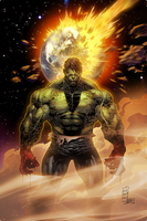 Hulk Colored by EVE-ec