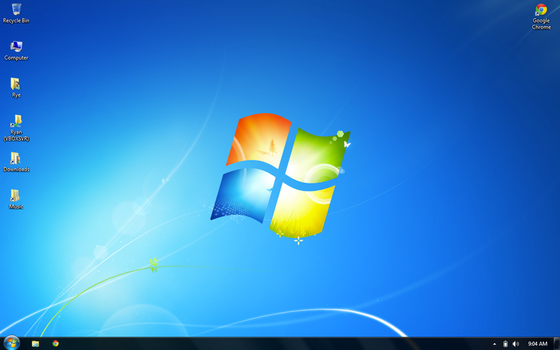 Let's Go Windows 7! by Tibneo