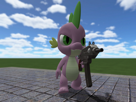 Armed and Ready by GMODSpikeplz