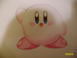 Kirby by imPauleyPaul