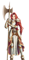 FE collab: Titania by Sie-tje