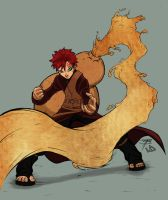 Sabaku no Gaara by lifelessdeath