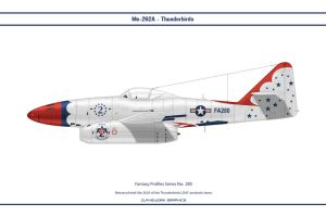 Fantasy 280 Me-262 Thunderbird by WS-Clave
