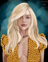 Khaleesi by psychotic-basterd