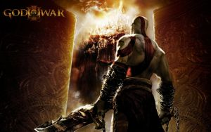 God of War III by Justvon