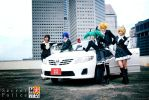 Vocaloid - Secret Police by farizasuka