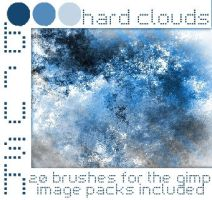 Hard Clouds by stainlessstars
