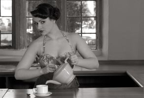time for tea by fineart-photographer