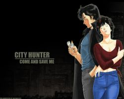City Hunter - Come and Save Me by waswas1717