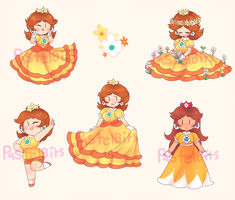 Daisy by PastelBits