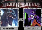 Death Battle: Clash of the Titans by PeteTheGrouch