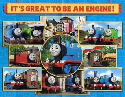 It's Great To Be An Engine by MeganekkoPlymouth241