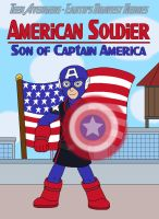 American Soldier - Son of Captain America by MCsaurus