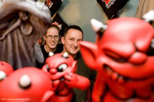 My friends with my devils by kshandor