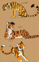 Tiger Characters part a by swift-whippet