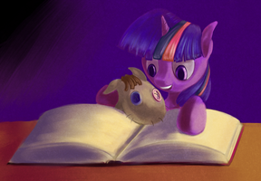 Study Buddies by sbshouseofpancakes