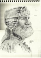 Mountain Man by TheR-tist