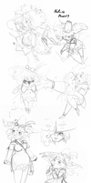 EOD - Sweety Doodles by TamarinFrog