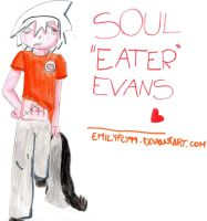 An Old Soul Fan Art I have found! by Emilyfly99