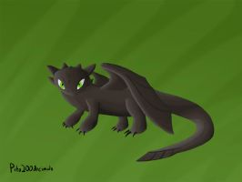 Toothless - I see you by pito200decimals