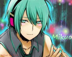 Mikuo by Desacred