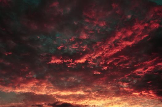 Skyscape 5-1-17 STOCK by AStoKo by AStoKo