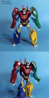 Autobot Voltron by Unicron9