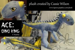 Ace: Dinosaur King by Shalie