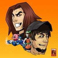 Game Grumps by Reabault