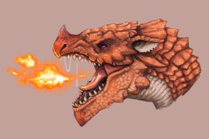 firebreather by FonteArt