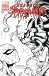 Avenging Spider-Man Sketch Cover (02) by Carl-Riley-Art