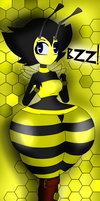 Karri The Bee by MrPr1993