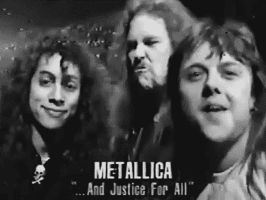 Metallica..And Justice For All by RAMENmanga-ka