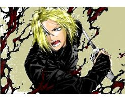 colored Kato A.S. manga scan.. by dark-angel-of-chaos