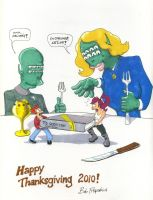 Happy Thanksgiving 2010 by Gulliver63