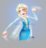 Let it go by MarineElphie