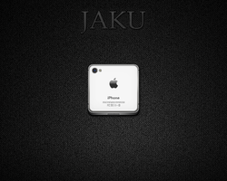 Telephone for Jaku iOS Theme by pedrocastro