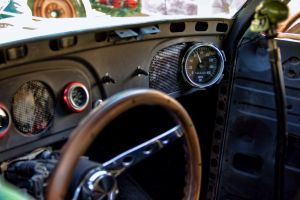 Rat Rod Interior by Doogle510