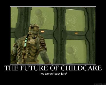 DeadSpace Motivational Poster by Vickin15