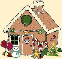Gingerbread House by stacylyn