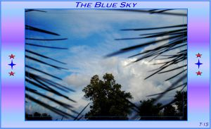 The Blue Sky by Taures-15