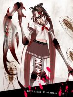 Bacterial Contamination by KershawnMuzik