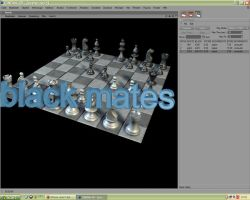 Chess 4D by sicklizard