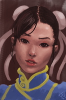 Chun Test by freeCardboardBox