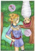 Gaara wants to be a butterfly by Inotti